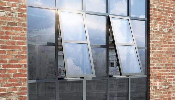 ventanas de acero