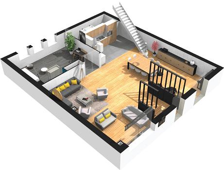 vivienda habitable