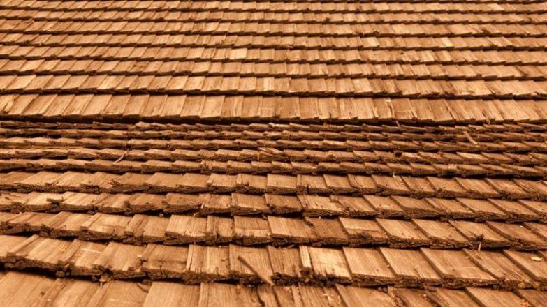 hacer un tejado de madera a un agua