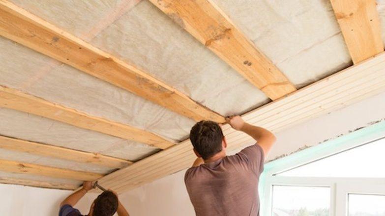 ▷ Cómo insonorizar un techo