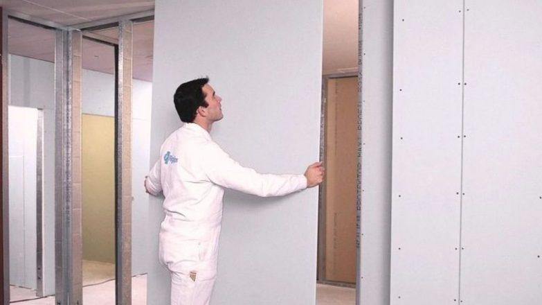 poner una puerta en una pared de pladur