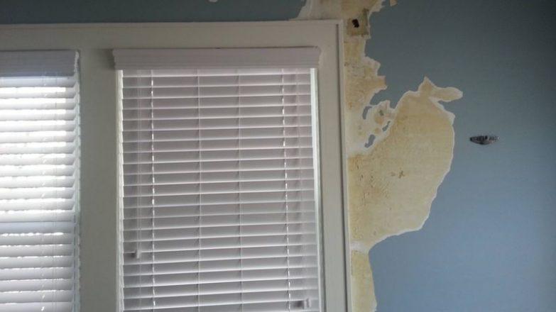 poner una ventana en una pared de pladur