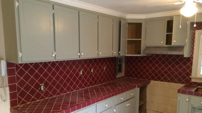 reformar una cocina sin quitar los azulejos