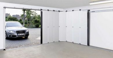 puerta corredera de garaje