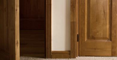 marco de madera