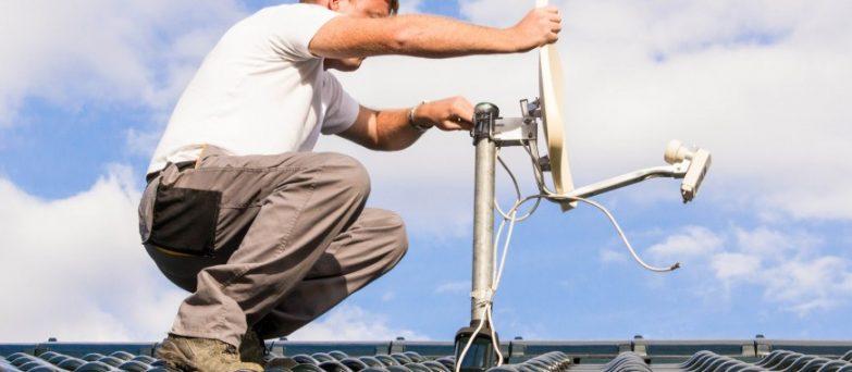 instalar antena tv individual